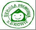 Logo programu Szkoła Promująca Zdrowie